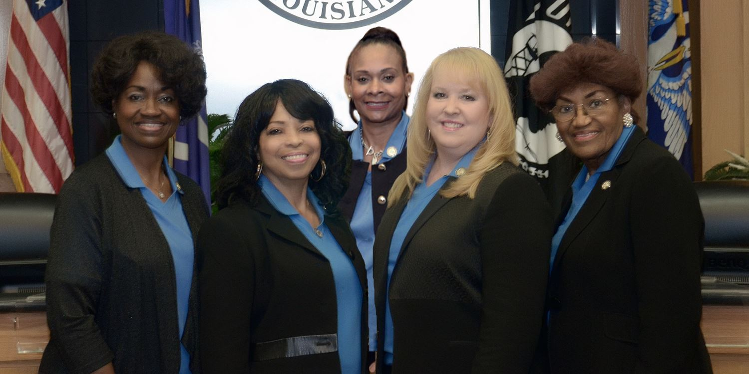 2018WomensCommission_Officers