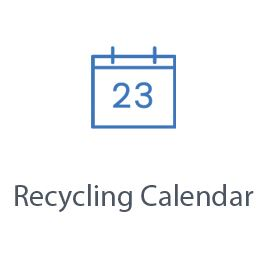 Recycling Calendar icon