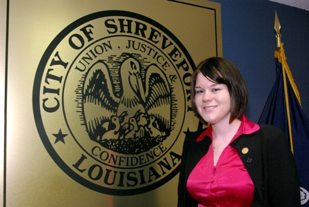 Mayoral Intern Allison Saylor