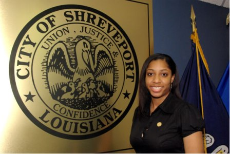 Mayoral Intern Stanisha Fowler