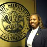 Mayoral Intern Krystle Cato