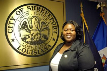 Mayoral Intern Sherika Clay