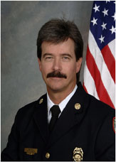 Battalion Chief Tommy Lee Adams