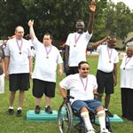Therapeutic Olympic Challenge 2012