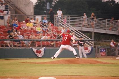 Pitching the Ball