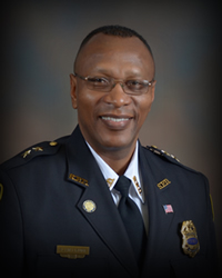 Police Chief Alan Crump