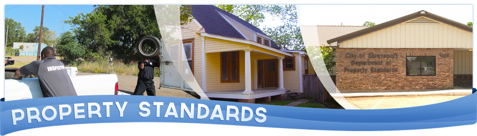 Property Standards