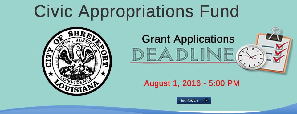2017 Civic Appropriations