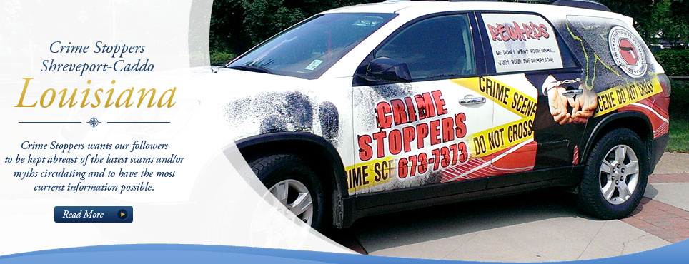 Crime Stoppers News