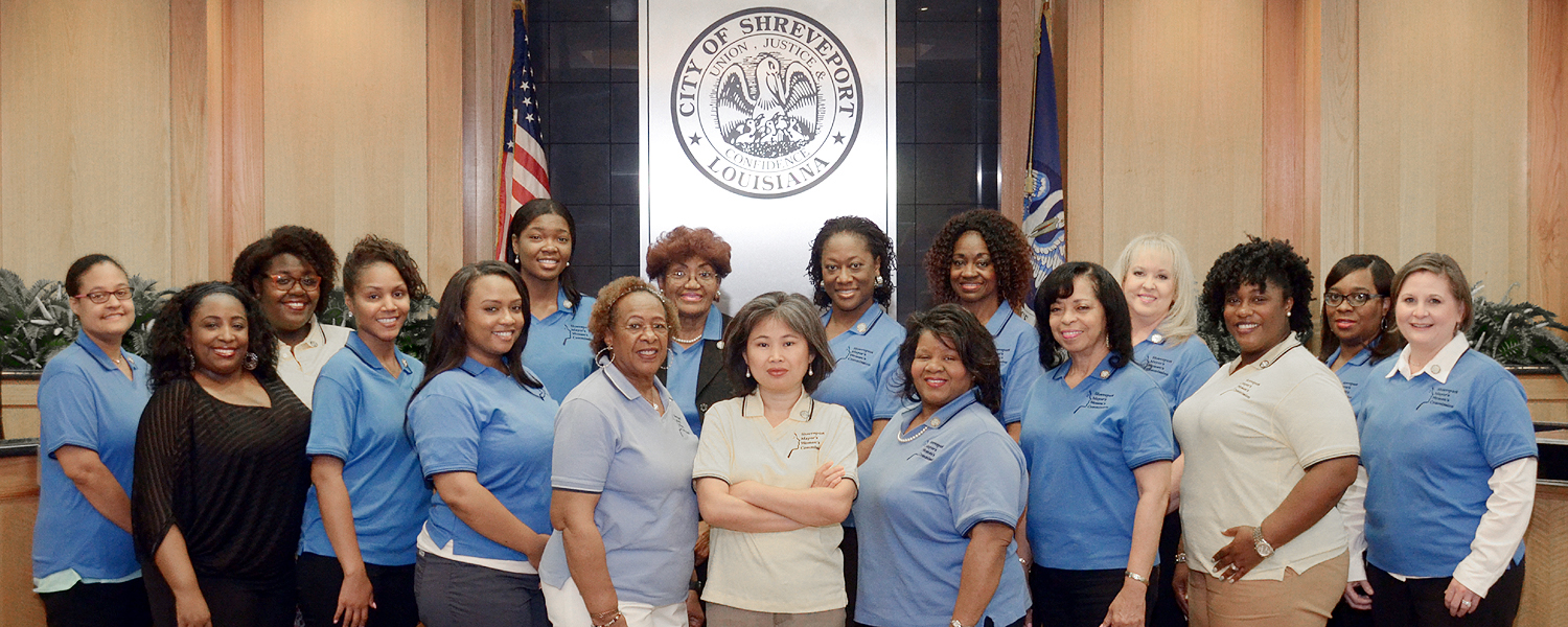 2016 -2017 Women's Commission Members